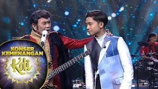 Duet Klasik! Rhoma Irama & Betrand Peto Putra Onsu [KERAMAT] - Konser Kemenangan KDI 2020