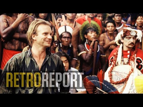The Fight to Save the Amazon | Retro Report