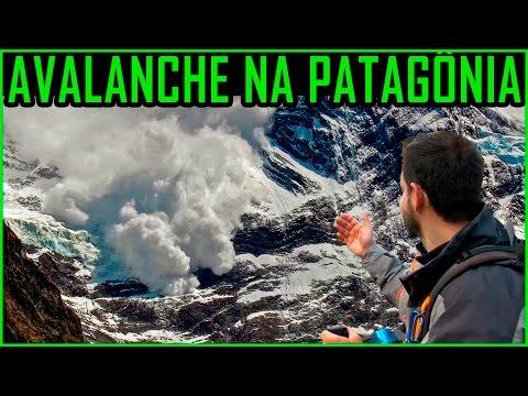 Patagônia: Avalanche e Tudo Sobre Torres Del Paine