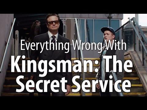Thumbnail: Everything Wrong With Kingsman: The Secret Service -Deja Vu