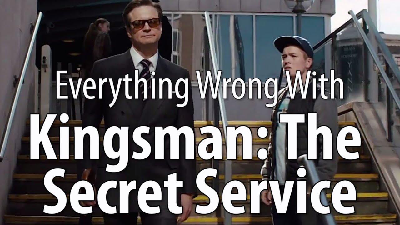 Kingsman The Secret Service Q A With: Everything Wrong With Kingsman: The Secret Service -Deja