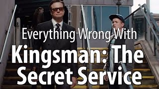 vuclip Everything Wrong With Kingsman: The Secret Service -Deja Vu