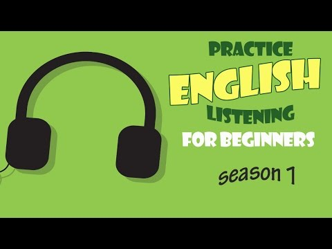 Practice english listening for beginners #1 - A Good Boy