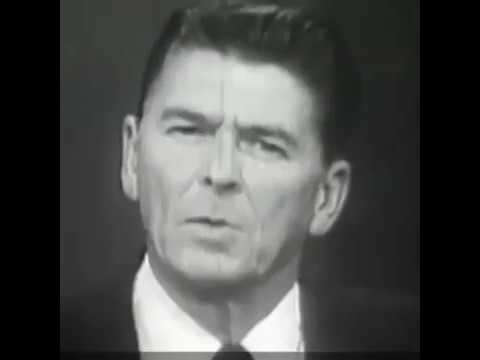 Reagan Warned Us About Today's Democrats in 1964 – CHILLING