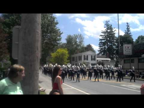 Sherburne Pageant Of Bands