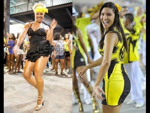 HOT SAMBA RIO DANCERS: AMAZING PASSISTAS DANCE ROUTINES