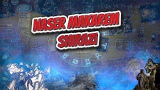 Naser Makarem Shirazi - Conspiracies & PseudoScience ✅💡😬💬⁉️