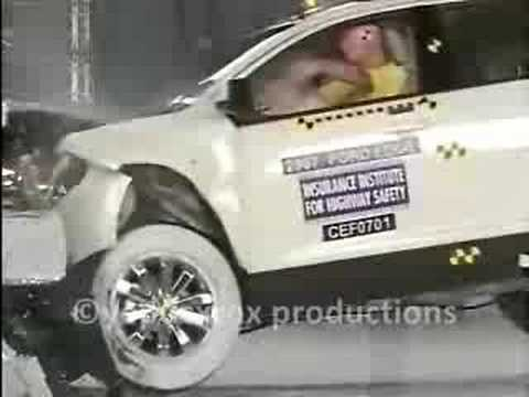 Ford Edge Crash Test Iihs