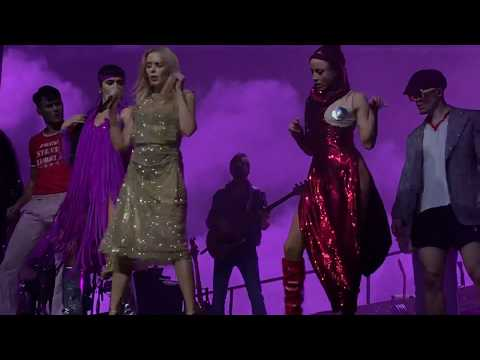 Kylie Minogue  The Locomotion   At First Direct Arena, Leeds  Thursday 4th October 2018