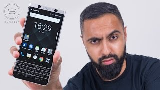 BlackBerry KEYone UNBOXING