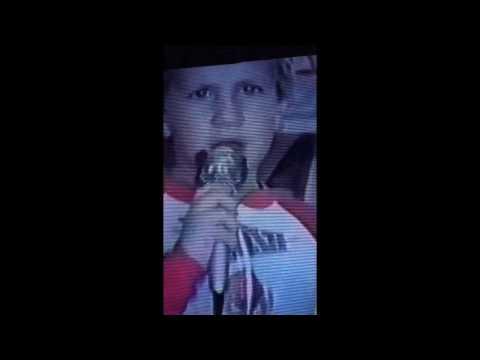 Dovid Lowy Singing (Age 5)- Miami Boys Choir Oldies
