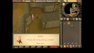 Old School Runescape how to level up slayer