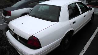 INTERCEPTORKING.COM 2007 Ford Crown Victoria P71 Interceptor for sale