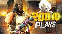 SMARTEST PRO CS:GO PLAYS 2020