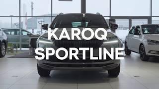 Škoda Karoq 4X4 2.0 TDI SportLine - Porsche Inter Auto