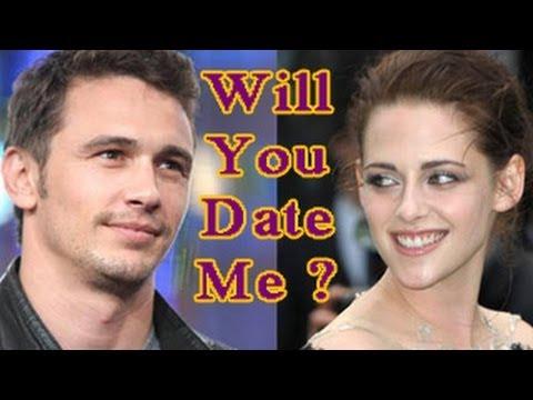 Kristen dating James