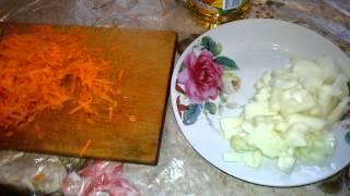 Лук морковь как жарить