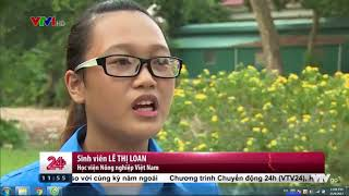 Việc tử tế - Câu Lạc Bộ Đồ Cũ Là Vàng - Học Viện Nông Nghiệp Việt Nam