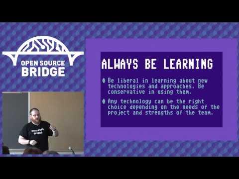 OSB 2015 - How To Be A Great Developer - Edward Finkler