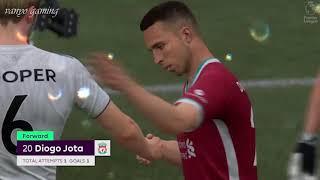 Leeds United vs Liverpool - Premier League 20/21 Highlights