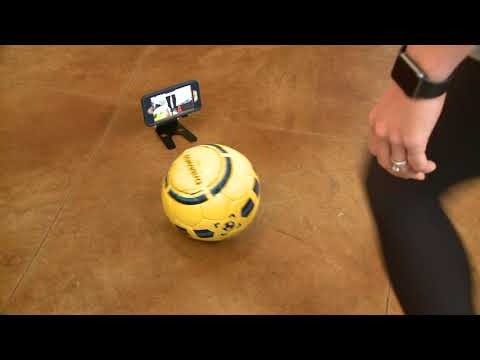 Does It Work: The DribbleUp Smart Soccer Ball