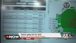 Stubhub, Tickets Now and Tickets For Less: Which has the best prices for ALCS tickets?