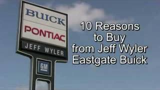 Cincinnati Buick Dealers Jeff Wyler Eastgate