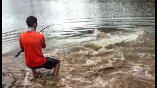 This FISH is WAY BIGGER than I AM!