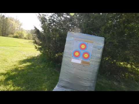 Archery abroad team shoot rd 1