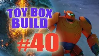 Disney Infinity 2.0 - Toy Box Build - Baymax In Space [40]