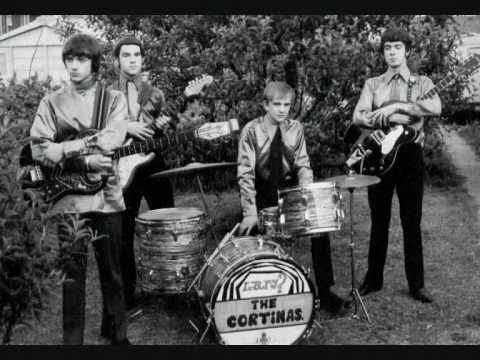 The Cortinas - Too Much in Love