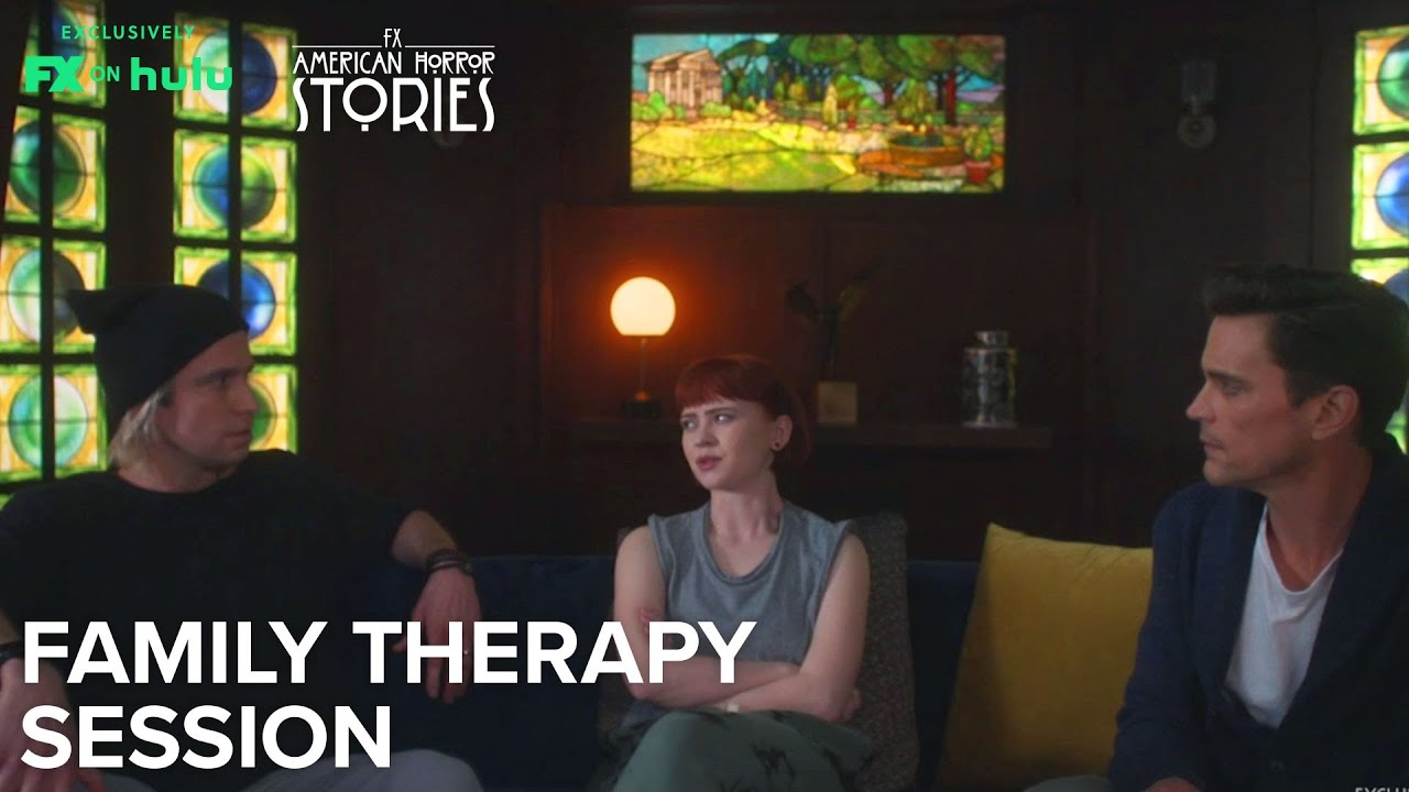 Download American Horror Stories | Another Murder House Therapist - Season 1 Ep. 2 Highlight | FX