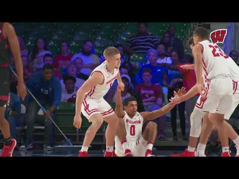 Wisconsin Badgers - Game Audio: MBB: Wisconsin 62, Stanford 46