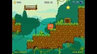 Qubed: Mysterious Island gameplay video
