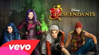"10. Night Is Young - China Anne McClain ( Audio Only / From ""Descendants"" )"