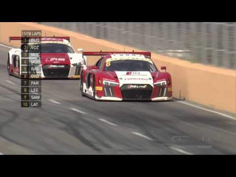 Main race highlights - 2015 FIA GT World Cup