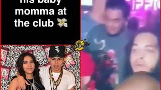 TEKASHI 69 & BABY MOMMA IN STRIP CLUB!!!!