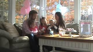Baby # 4 Gender reveal - Part 2 - LJT, AJT, WDT