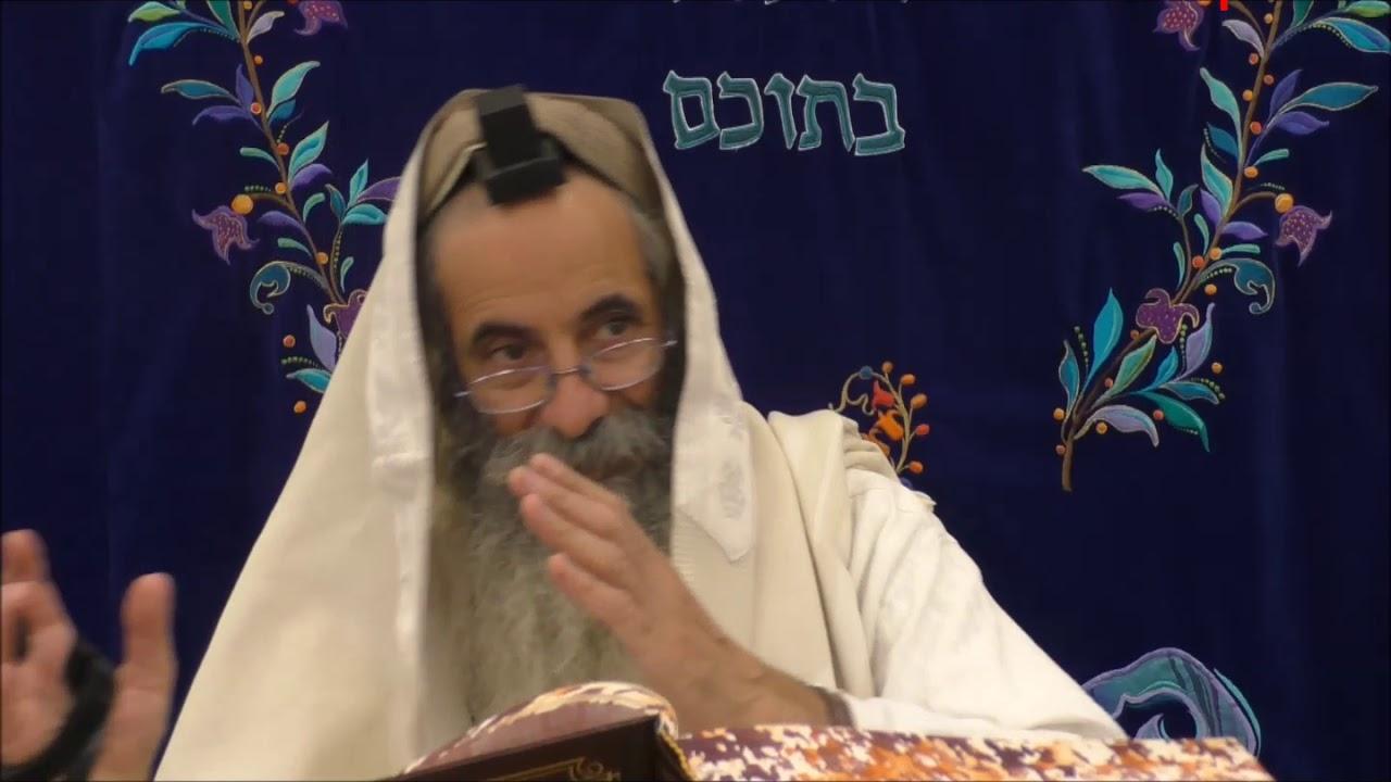 """נטילת ידיים של בוקר ע""""פ פנימיות התורה מפי רבי יעקב יוסף כהן"""