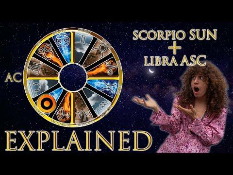 Scorpio libra rising
