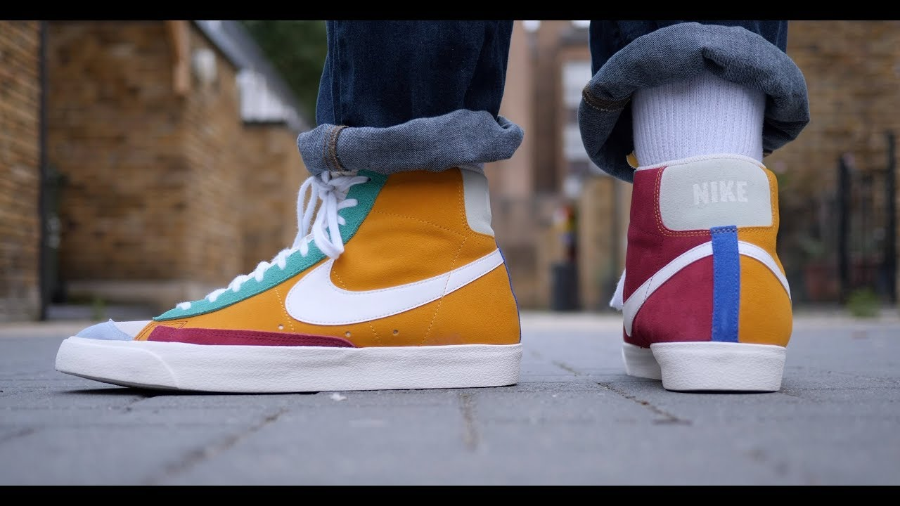 Nike Blazer Mid '77' Vintage Suede