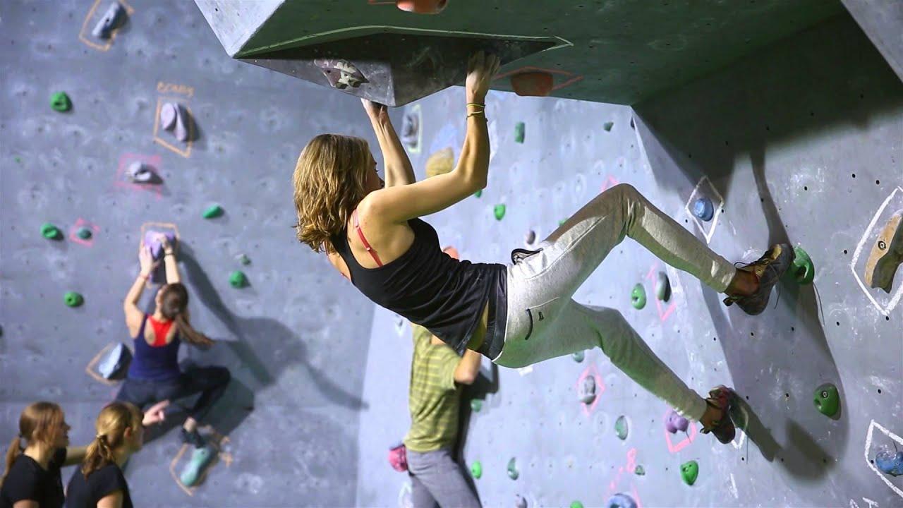 Amw 2014 Climbing Spot Sciana Wspinaczkowa Poznan Youtube