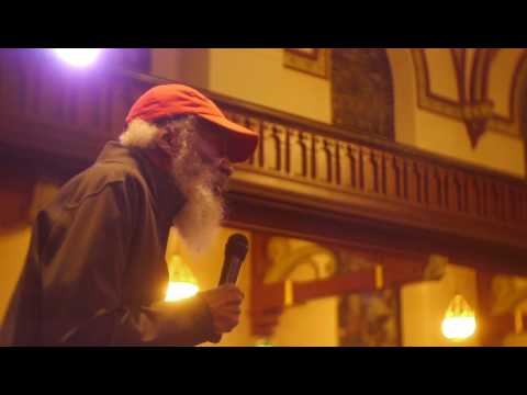 Dick Gregory Live in Baltimore 2017- Donald Trump, missing black people and more- Part #1