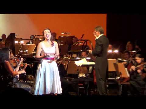 Ein Lied aus der Wachau - Heinrich Strecker (Wienerlied); Andreja Zidaric