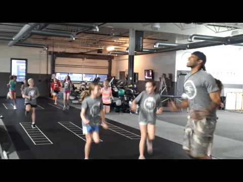 Youth Exercise at Reactive Performance Enhancement Center