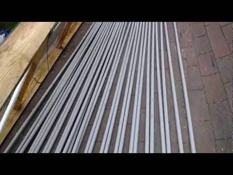 Bemercy Diy Thermosiphon Solar Water Heater Full Build