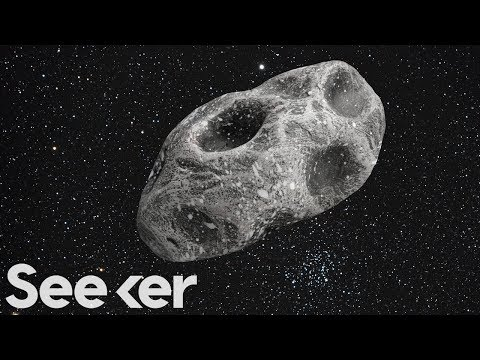 Could Asteroid Mining Fuel Deep Space Travel?