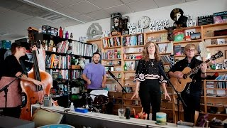 Lake Street Dive: NPR Music Tiny Desk