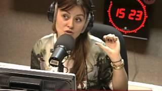 Мария Кравченко на радио Маяк(Актриса, участница шоу