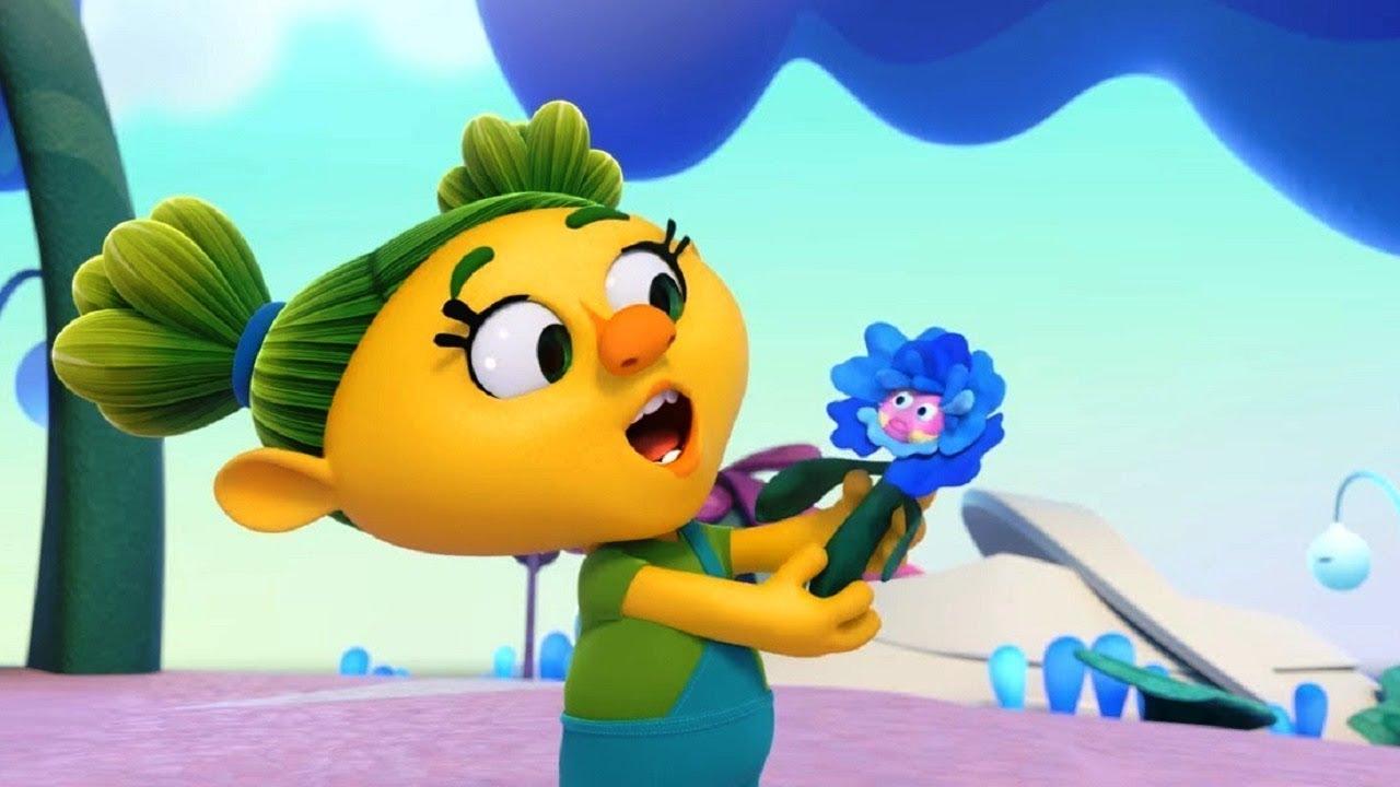 Монсики - Все серии про ЛЮБОВЬ - Мультики для детей